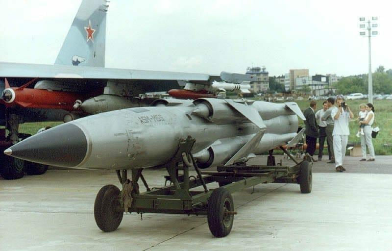 6 - ASCM - Moskit missile