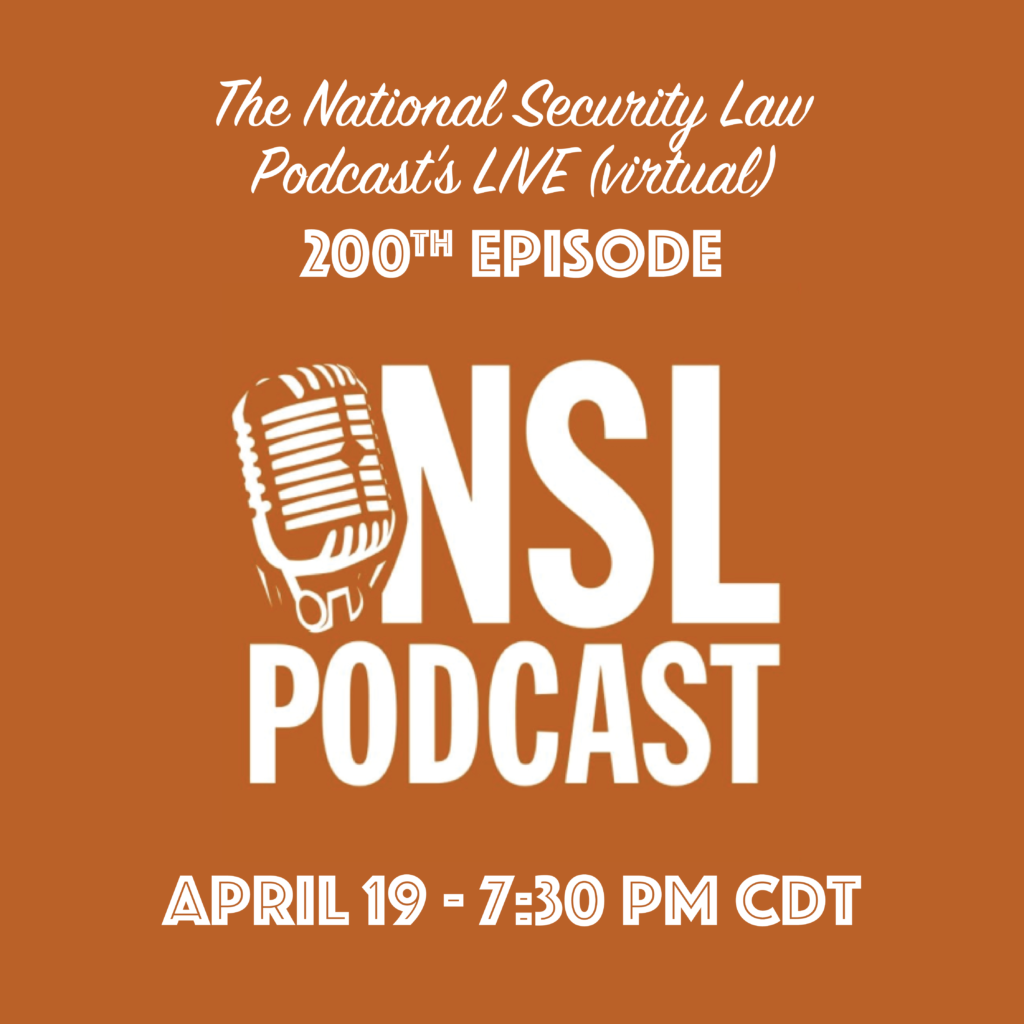 NSL Podcast 200th